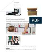 Archivar Documentos