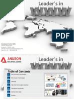 Anuson Technologies - Company Profile