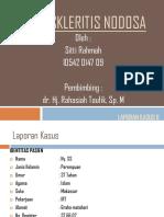 Episkleritis Nodosa Ppt
