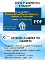 Indo-US Workshop on Highway and Airport Pavement Engineering (HiPAVE) v2