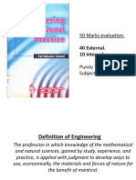 Chapter 1 History of Engineering Practices