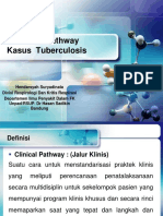 Clinical Pathway Kasus Tuberculosis