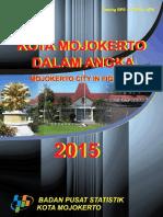 Kota Mojokerto Dalam Angka Tahun 2015(1)