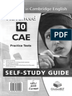 Succeed in CAE 2015 Self-study Guide