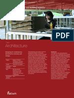TU Delft ArchitectureUBS Architecture MSc