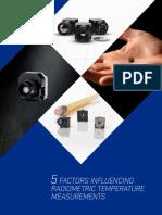 Guidebook Cores 5 Factors Influencing Radiometric Temperature Measurements Americas