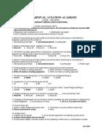 Aircraft Manual DGCA Questions