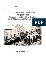 parish magazine september 2017