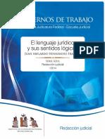 lenguaje juridico INSTITUTO DE LA JUDICATURA.pdf
