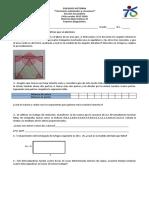 Examen Diagnóstico 3°