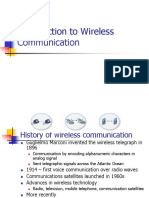 Introduction to Wireless Communication.radio Communication