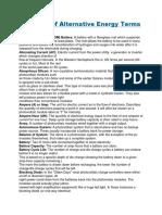 Glossary of Alternative Energy Terms.docx