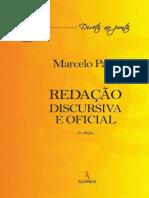 Redacao Discursiva e Oficial - Paiva, Marcelo
