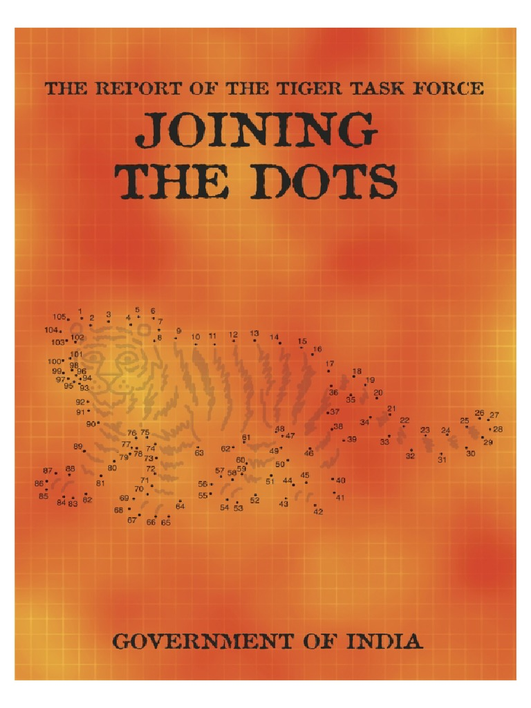 Joining the dots conservation movement tiger aiddatafo Images