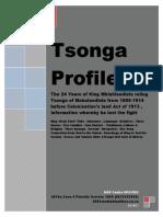 Malamulele Tsonga Profile