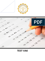 Test VAK