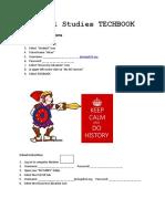 social studies techbook login