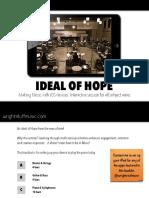 Ideal of Hope iPad Task