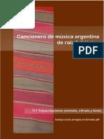 Cancionero de Musica argentina de Raiz Folclorica.pdf