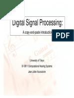 610811 Digital Signal Processing