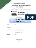 Lider Monografia Continental - Ultimo