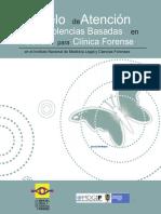 Modelo de Atención a Las Violencias Basadas en Género Para Clínica Forense