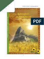 Abstracto de Girasoles Alamanecer