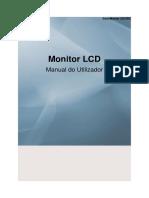 Manual Samsung 2233RZ - BN59-00834A-Por