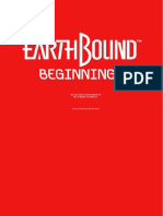 Earthbound Beginnings - Transcribed 2.0