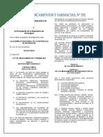 LEY Nº 292, LEY DE MEDICAMENTOS Y FARMACIA.doc