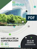 Peru GREENBUILD Expo Brochure