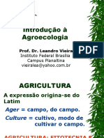 Introduo Agroecologia