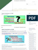 Model Pembelajaran di SMK – LITERASI PEDAGOGI & TEKNOLOGI.pdf