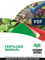 Fertiliser Manual (MARCH 2013)