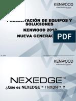 Productos Kenwood  NEXEDGE 2012.pptx