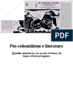 eBook Pos Colonialismo e Literatura Unifap