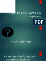How to Use Qwaya