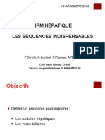 IRM Hépatique