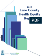 Lane County Health Equity Report