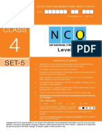 Nco Level2 Class 4 Set 5