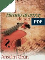 Grun Anselm - El Himno Al Amor De San Pablo.pdf