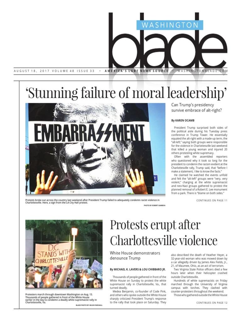 Washingtonblade com, Volume 48, Issue 33, August 18, 2017