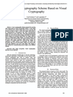 Colour Image Cryptography