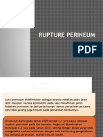 Ppt Rupture Perineum