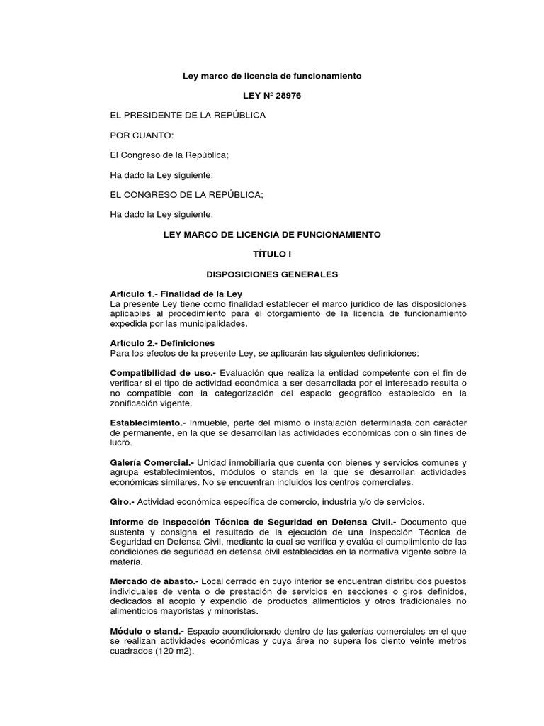 Excelente Marco De La Licencia Pe Bosquejo - Ideas Personalizadas de ...