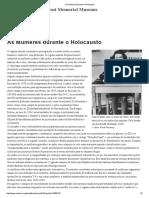 As Mulheres Durante o Holocausto