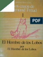 Los casos de Sigmund Freud 1. El hombre de los lobos [Sergei Pankejeff].pdf