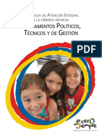 Convenio 442 de 2012 Archivo PDF Fundamentos Ceroasiempre