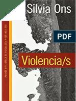 Violencia s Silvia Ons