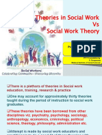 Theories in Social Work